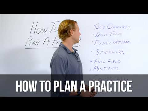 Lacrosse Practice Planning: Step-by-step guide for Lax Coaches