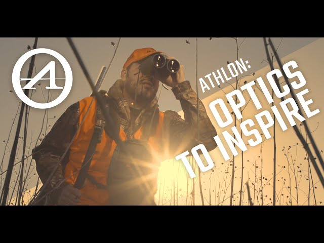 The Athlon Experience: Optics to Inspire