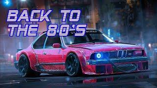 'Back To The 80's' Best of Synthwave | Retro | Electro Music Mix Vol. 6 | ThePrimeThanatos
