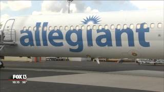 Aviation expert: Allegiant 'accident waiting to happen'