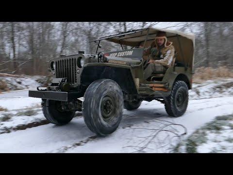 Так ли хорош Willys MB на бездорожье? Сравниваем с ЛуаЗ-969!