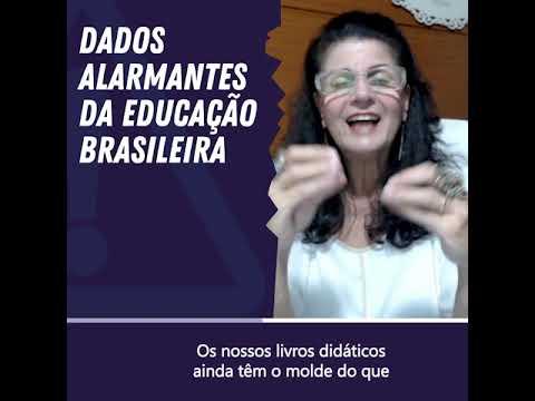 Dadoa alarmantes da educação brasileira