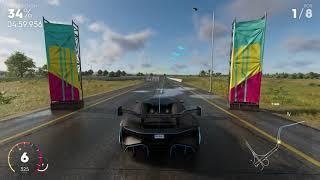 The Crew 2 Hot Shots | Bugatti Divo in Dallas (new hypercar track)