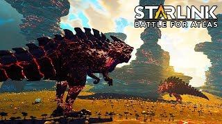 STARLINK: Battle for Atlas - Gamescom 2018 The Worlds of Atlas Gameplay Trailer @ 1080p HD ✔