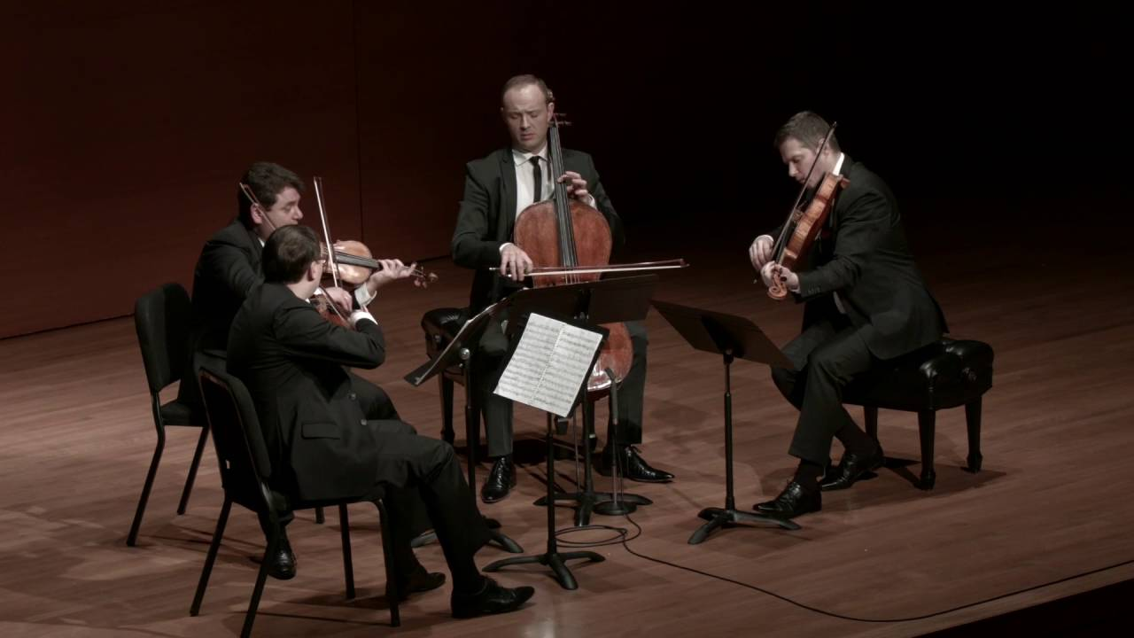 Beethoven: Quartet in G major for Strings, Op. 18, No. 2 IV. Allegro molto quasi presto