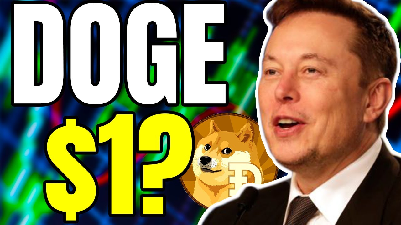Dogecoin to ? | Elon Musk Support and My Thoughts Updated