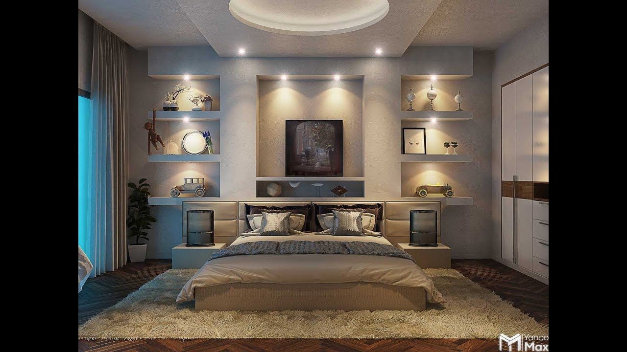 2-Tutorial interior Lighting Night light