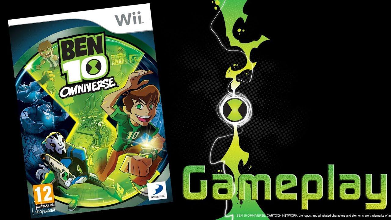 Wii Ben 10 Omniverse  Gameplay de 20 Minutos en Espaol FULL HD