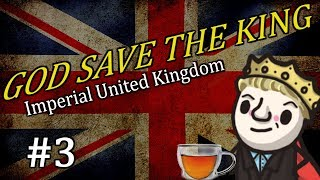 Hearts of Iron 4 - Imperial United Kingdom - Fuhrerreich - Part 3