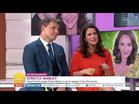 Shirley Ballas Clears the Air Between Her and Charlotte | Good Morning Britain