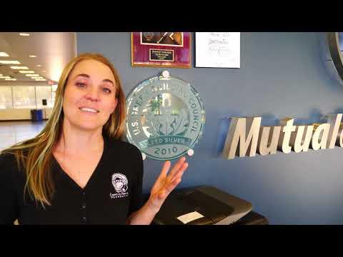 Mutual of Omaha Bank in Phoenix is LEED Certified