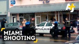 Razor-Wielding Man Shot Dead By Miami Police