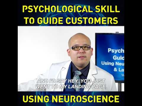 Psychological Skill to Guide Customers Using Neuroscience Marketing