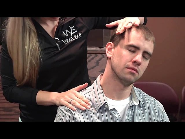 First Time Chiropractic Adjustment Appointment by Dr. Dana (Female Doctor, Male Patient)