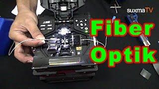 PROSES RUMIT PENYAMBUNGAN KABEL FIBER OPTIK (FO) NETWORKING