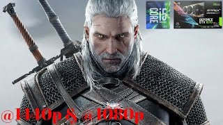 The Witcher 3: Wild Hunt | @1440p & 1080p | i5-6600k GTX 1070 | PC | Maxed Out | 2017