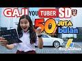 #NAYVlog | Gaji Youtuber SD