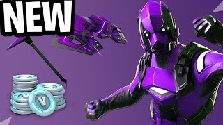 How To Get 'DARK VERTEX' Bundle in Fortnite! Fortnite Xbox Exlcusive Bundle! (Dark Vertex Skin)