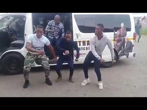 Umoya wam uyavuma (Official dance)
