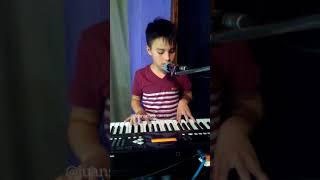 Juanse Laverde - Haz Llover de José Luis Reyes - Aprendiendo a tocar Piano...