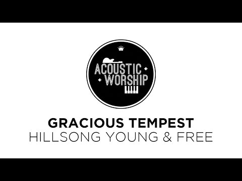 Gracious Tempest (Hillsong Young & Free) Instrumental ● AcousticWorship