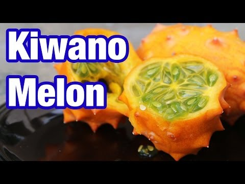 Kiwano Melon - Have you tried this interesting fruit?