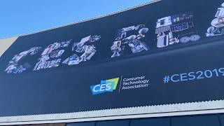 2019 CES TECH WEST(SANDS EXPO)