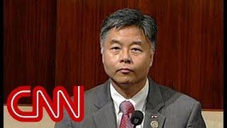 Showdown: Lawmaker won