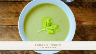 Easy and Simple Celery Soup