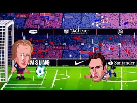Head Soccer La Liga 2017 Android Gameplay