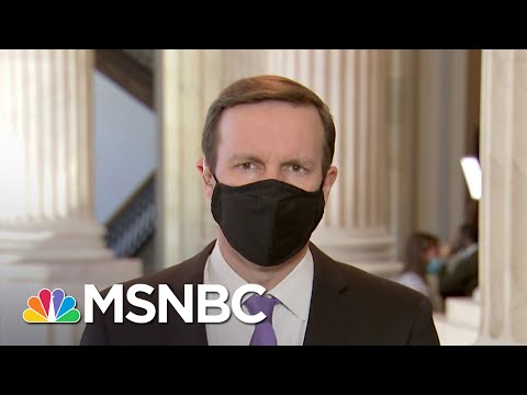 Sen. Murphy: A Reminder Of Why We Need To Reset Our Relationship With Saudi Arabia   Andrea Mitchell