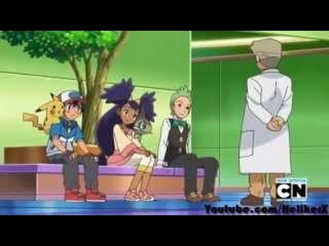 Pokemon Black And White Adventures in Unova and Beyond Episode 6 (31) - To Catch a Rotom