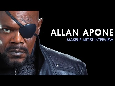 The Avengers Makeup Artist Interview - LIVE@IMATS 2015