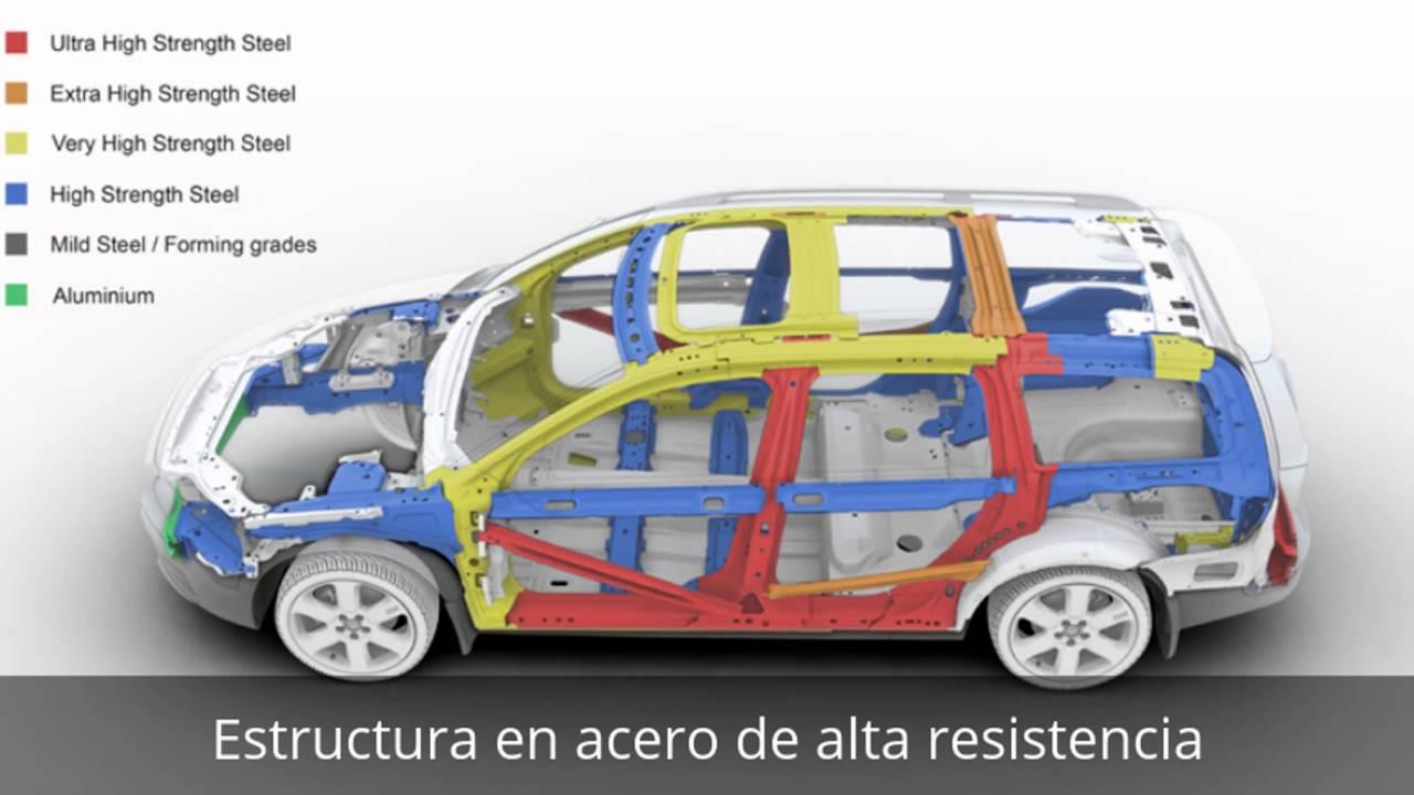 Nuevos Materiales En La Carrocer 205 A Del Autom 211 Vil Youtube