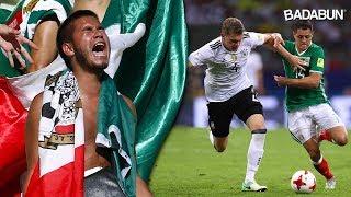 """¿Por qué se nos olvidó el """"Sí Se Puede""""? Mexico vs Alemania"""