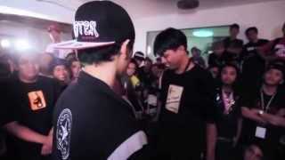 FlipTop   Dello vs Sinio (SECRET FRIENDLY BATTLE)