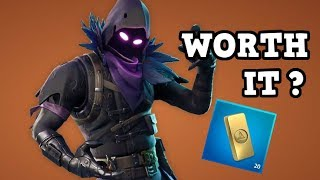 *NEW* MYTHIC HERO RAVEN! Should you get it? | Fortnite Save The World