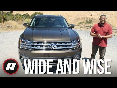 2019 Volkswagen Atlas: A big friendly box