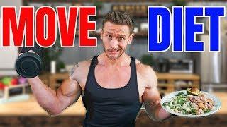 Which Burns More Calories: Diet vs Workout Deficit