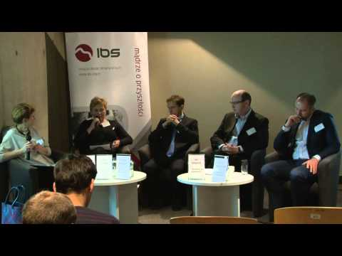 Seminar Technology and jobs. Is Poland ready? Second pannel