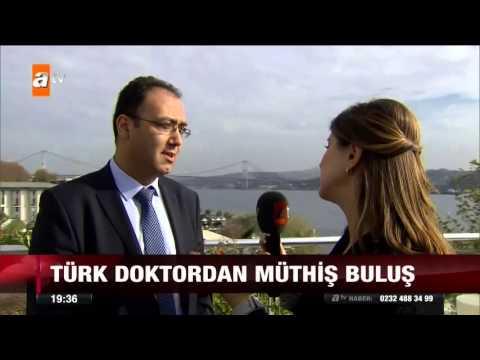Türk Doktordan Müthiş Buluş