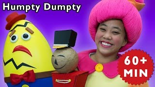 humpty dumpty and more   surprise egg has a great fall   baby songs from mother goose club