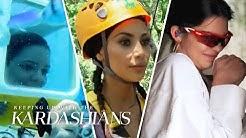 Kardashians Take the Great Outdoors | KUWTK | E!