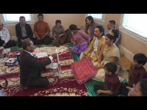 Sindy + Vichet | Wedding 2017 | Palin City | Lowell MA
