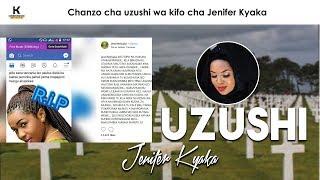 Chanzo cha uzushi wa kifo cha Jenifer Kyaka