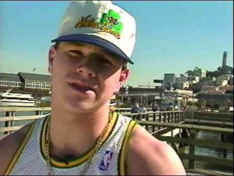 Mark Wahlberg AKA Marky Mark Circa 1991