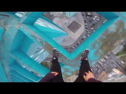 @Cheikworld Adrenaline junkies