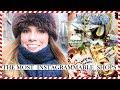 EDINBURGH'S INSTAGRAMMABLE SHOPS + CHRISTMAS GELATO   VLOG PART 3   Isa Wonders