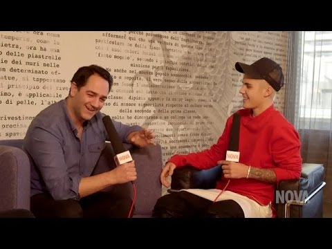 Justin Bieber interview with Fitzy & Wippa on Nova 96.9 in Sydney, Australia - September 29, 2015