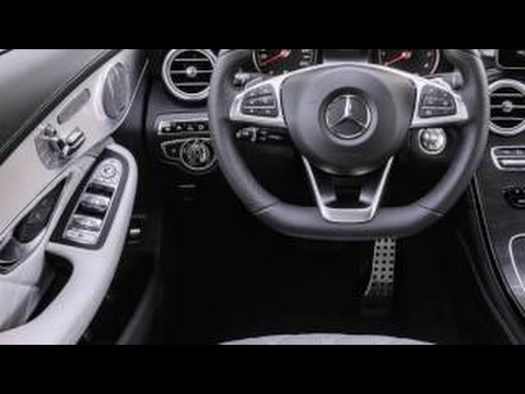 2017 Mercedes GLC Coupe - Review Test Drive